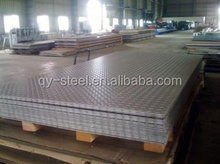 galvanized Checkered Steel Plate iron steel sheet/used cars for sale in germany steel post base plate
