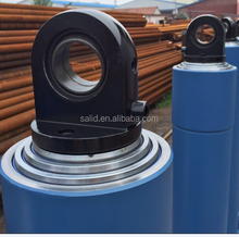 front end OEM hydraulic telescopic cylinder for garbage truck