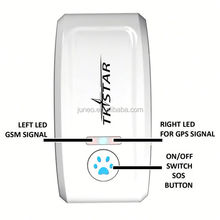 for Human & pets location Security Tracker geo-fence Portable GPS Tracker Box