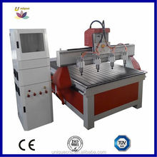 2015 Hot style! High Precision 4 head cnc router new products