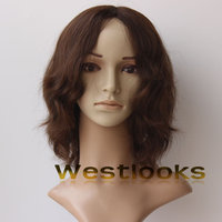 Fantastic High End Virgin Hair Jewish Wig Kosher Wig