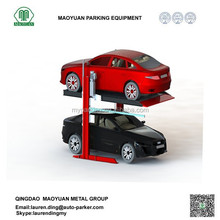 Double Post Car Lift Parking for Home Use- has popular market