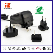 Good Quality US Plug 24W switching power adapter 12V 2A