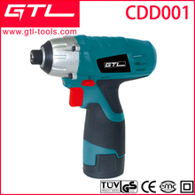 GTL CDD001 Cordless impact electric driver with recharge