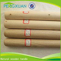china factory low price strong tapered plain wood rake pine poles