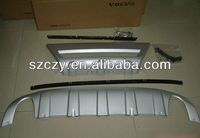 Stainless steel front and Rear guard/ skid plate for Volvo XC60