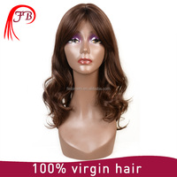 Wholesale price curl synthetic full lace wig synthetic hair wig
