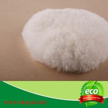 genuine sheep skin car polishing pad/buffing pad wholesale