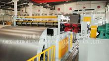 sizing flattening machine for steel drum or barrel