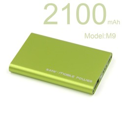 Universal 2100mAh Portable External Power Bank Backup Battery