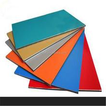 Highly environment friendly alucobond aluminium laminated Sheets acp sheet for wall covering