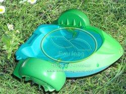 2015 Fast-selling kid's aqua paddler boat on swimming pool