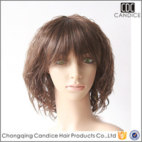 Wholesale Cheap Synthetic Short Curly Wig For Black Women
