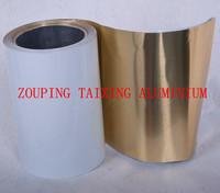 lacquered epoxy aluminium foil for airline aluminum casseroles