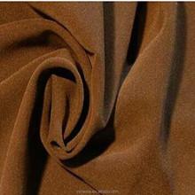 Twill peach skin velvet, cloth bags, fabric, factory direct sale