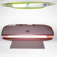 china wholesale skin care collagen solarium machine/ solarium tanning bed for sale