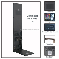 China Factory Supply Unique Case Classroom Wall Mount Computers for Digital Learning