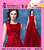 Women Fashion Backless Sleeveless European Style Evening Dress Traditional Formal European Style Evening Dress