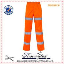 Sunnytex 2014 best selling reflective tape work pants