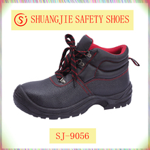 good quality best price steel toe safety working shoes in dubai