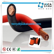 CE approved flexible copper 120mm2 welding cable