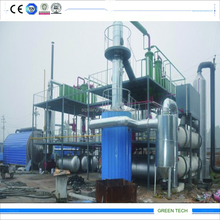Newsetdesign Of New Type Plastic To Diesel Oil Recycling Plant