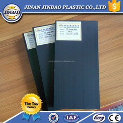 waterproof black pvc foam sheet 3mm