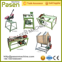 Durable quality clothes pin making machinery/clothes peg production line/ wood clip maker machinery