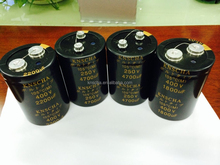 Lug Aluminum Electrolytic Capacitors,high frequency,low impedance