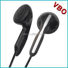 military earphone stereo micro earphone for ipod, mp3