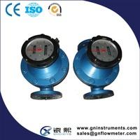 China Manufacturer Hight Quality oval flow meter, oval gear flow sensor, palm oil flow meter
