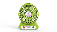 Personal used air condition portable wireless fan rechargeable fan