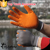 SRSAFETY 13 gauge cheap latex construction gloves latex garden gloves safety latex rubber work gloves