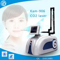 CE approved fractional co2 laser medical equipment/ scar removal skin tightening/rf co2 laser tube/10600nm co2 laser fractional