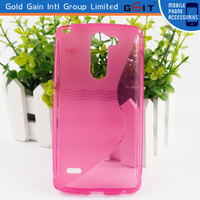 [GGIT] Ultra S Pattern TPU Case For LG G3 Stylus