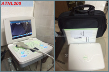 usg scanner with 3Doptional & PC ultrasound machine both for human and VET use
