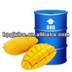 Mango puree and mango pulp