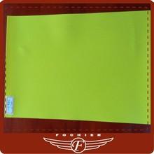 0.25mm--5.00mm Yellow color both sides matt surface HDPE sheet