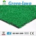 china fabricación de césped artificial azulejo de la alfombra de césped conjunto de monofilamento de polipropileno