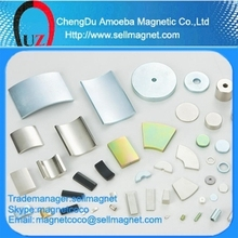 Customized N35 N38 N40 N42 N46 N48 N50 N52 N35H N38H..N52 NdFeB Magnets/neodymium magnet