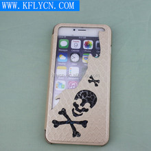 New Devloped Cool 3D Leather Case For Iphone 6
