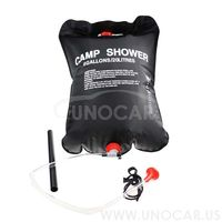 Fashion PVC Portable Camping Shower Solar Outdoor Shower