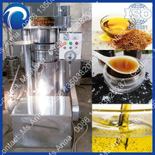 high efficiency cold press for olive oil