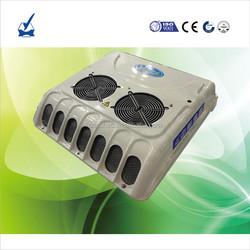 6KW Mini van roof mounted air conditioner, 12 volt air conditioning for mini van
