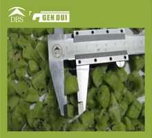 2015 Factory price Frozen kiwi fruits dices