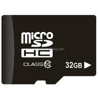 Factory wholesale bulk microsd 32gb SD TF memory card, 32 gb memory card class 10 china market