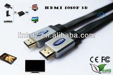 flat Hdmi Cable 3D &ethernet 1080P 2160p