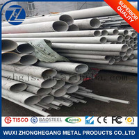 Large Quantity 316L Schedule 10 Stainless Steel Pipe