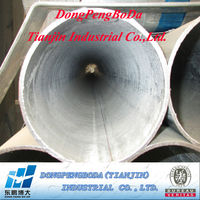 DPBD Top3 Manufacturer BSP Pre-galvanized Steel Tube With Threaded