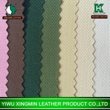 High quality 100% polyester oxford 600d pvc fabric